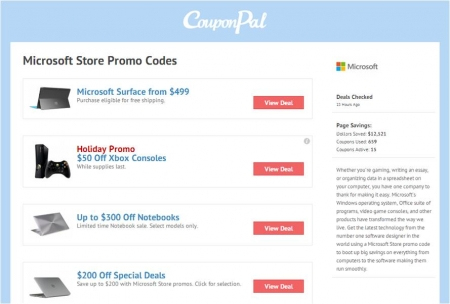 microsoft store promo codes by couponpal com valid december 2018