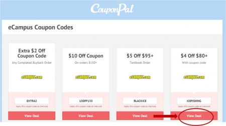 Ecampus coupon code
