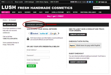 LUSH Cosmetics For Less. Want to save on your next order from LUSH Cosmetics? Here are a few hot tips: first, check Groupon Coupons for the latest deals! Then, while you're shopping with LUSH Cosmetics, sign up for emails if you can. This is an easy way to get alerts about promotions without having to hunt them down.
