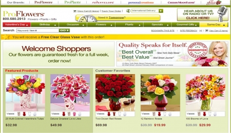 Proflowers Sent Me An Offer 19 99 For 100 Lilies Chocolates I C On The Which Took To A Page With Higher Price 29