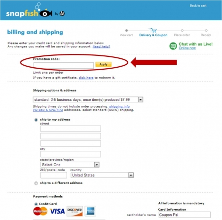 Snapfish coupon code 2018 free shipping