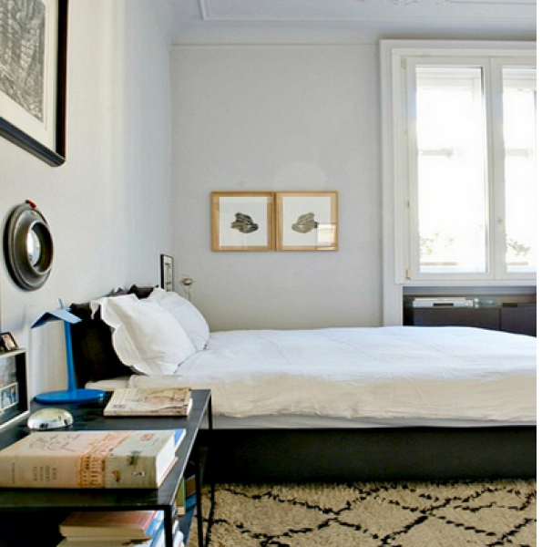 how to do a bedroom makeover on a budget