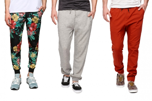 Where to Buy Jogger Pants for Men on a Budget
