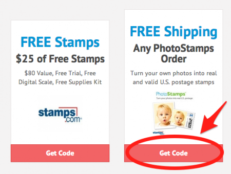 Stamps com coupon code