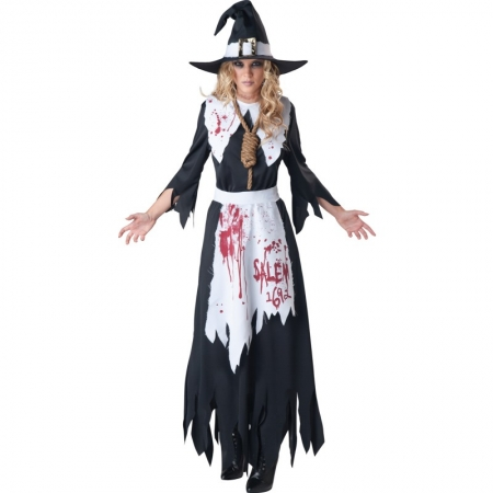 the witch costume is a timeless classic for women mainly because they can go as themselves the witch costume is something that is easy to throw together at