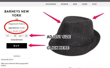 Discounts average $21 off with a Barneys New York promo code or coupon. 28 Barneys New York coupons now on RetailMeNot.