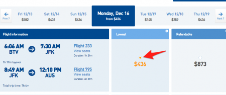 jetblue coupons october